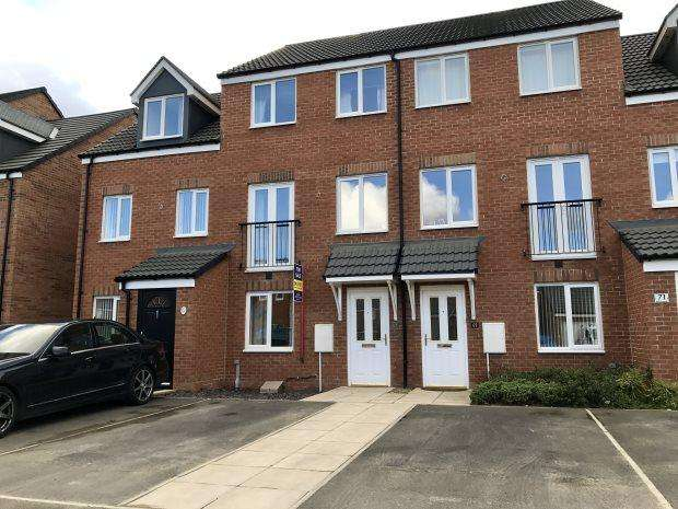 3 Bedrooms Terraced House for sale in BELL AVENUE, BOWBURN, DURHAM CITY : VILLAGES EAST OF
