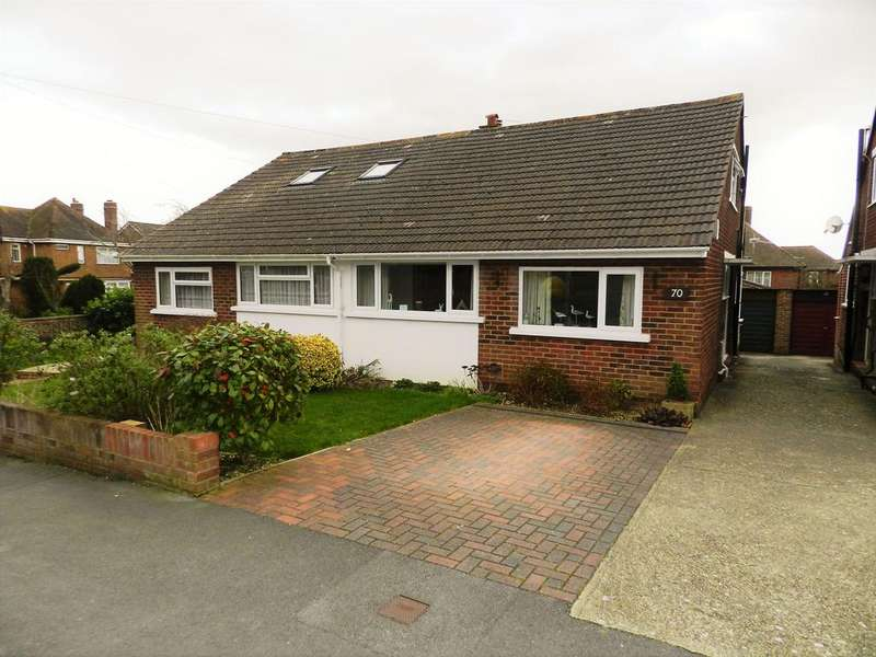 2 Bedrooms Semi Detached Bungalow for sale in .