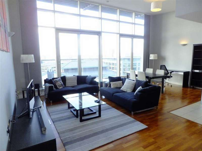 2 Bedrooms Flat for rent in 18 Leftbank, Spinningfields, Manchester