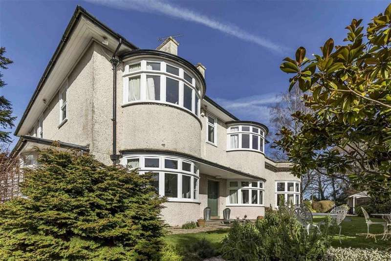 6 Bedrooms Detached House for sale in Upper Golf Links Road, Broadstone, Dorset