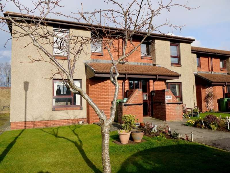 2 Bedrooms Ground Flat for sale in Cavendish Court, Troon, KA10