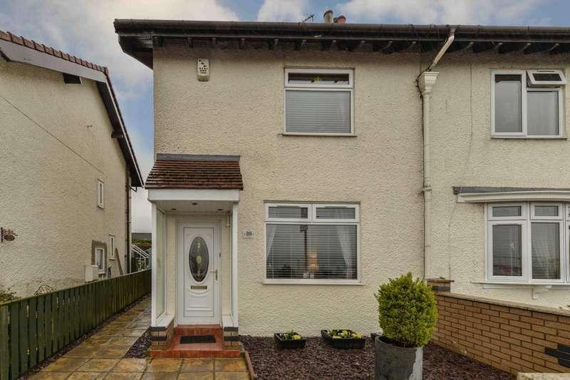3 Bedrooms Semi Detached House for sale in Kilnknowe Cottage, Midton Road, Johnstone