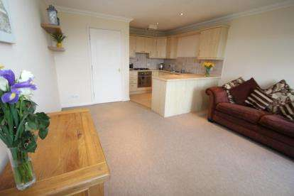 1 Bedroom Flat for sale in Arranview Court, Irvine, North Ayrshire