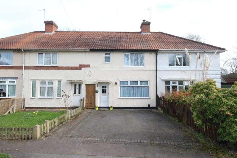 3 Bedrooms Terraced House for sale in Hazelville Road, Hall Green, Birmingham