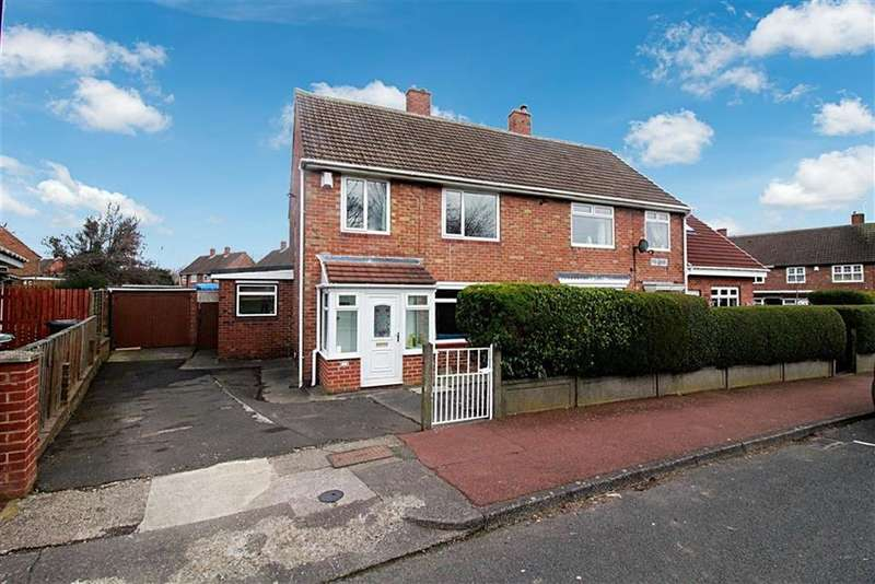 3 Bedrooms Semi Detached House for sale in The Green, Newcastle Upon Tyne, NE3