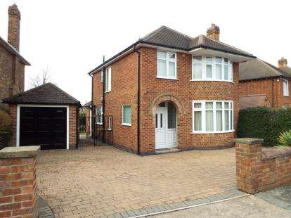 3 Bedrooms Detached House for sale in Valmont Road, Bramcote, Nottingham