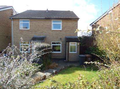 2 Bedrooms Semi Detached House for sale in Pinfold Close, Repton, Derby, Derbyshire