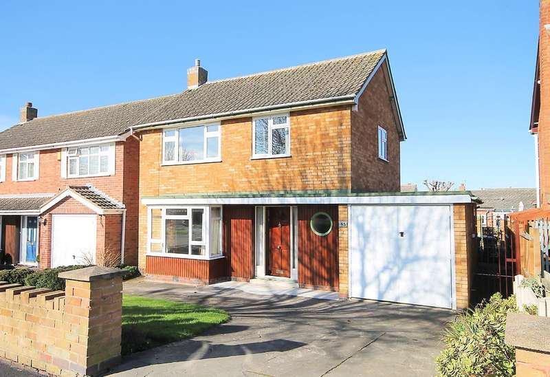 3 Bedrooms Detached House for sale in Sheepcote Lane, Tamworth, B77 3JW