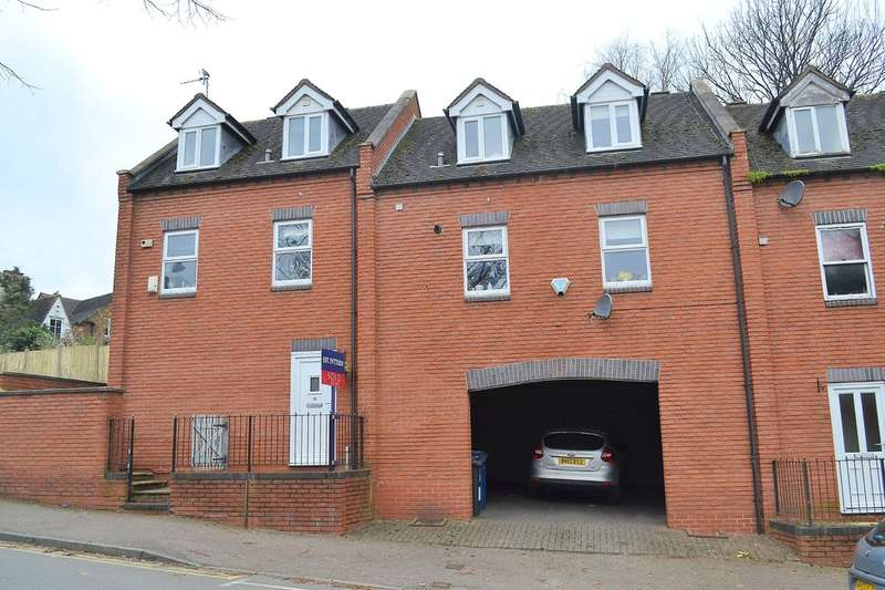 2 Bedrooms Town House for sale in George Lane, Lichfield
