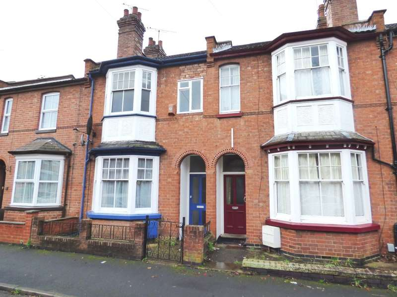 3 Bedrooms Terraced House for sale in Granville Street, Leamington Spa