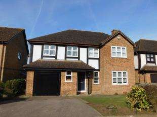 4 Bedrooms Detached House for sale in Shepherds Gate Drive, Weavering, Maidstone, Kent