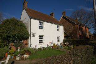 3 Bedrooms Semi Detached House for sale in Muddles Green, Chiddingly, Lewes, East Sussex