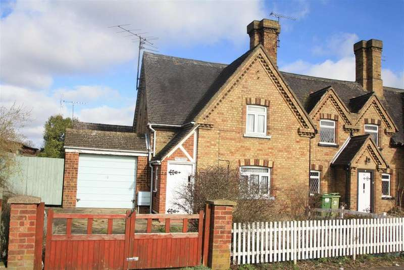 3 Bedrooms End Of Terrace House for sale in Mill Road, Bletchley, Milton Keynes