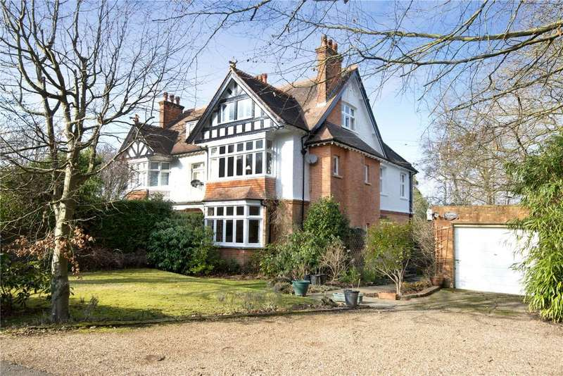 5 Bedrooms Semi Detached House for sale in Brittains Lane, Sevenoaks, Kent, TN13