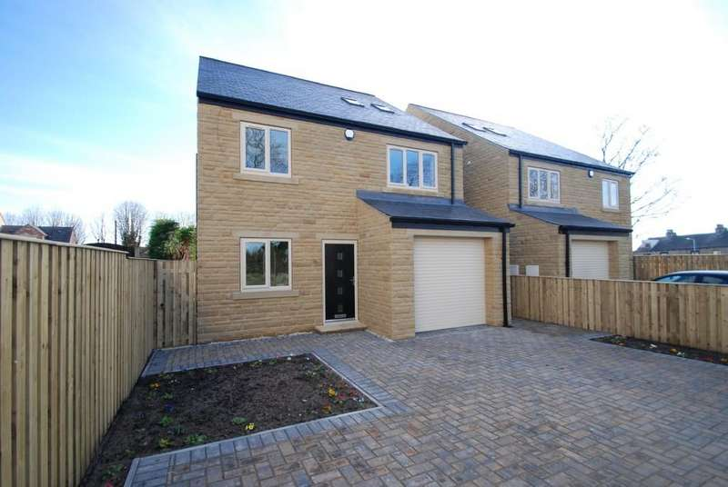 5 Bedrooms Detached House for sale in Intake Lane, Pogmoor, Barnsley S75