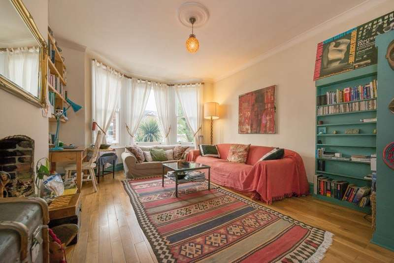 2 Bedrooms Flat for sale in Wrentham Avenue, London, NW10