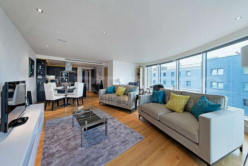 2 Bedrooms Apartment Flat for sale in Imperial Wharf, Fulham