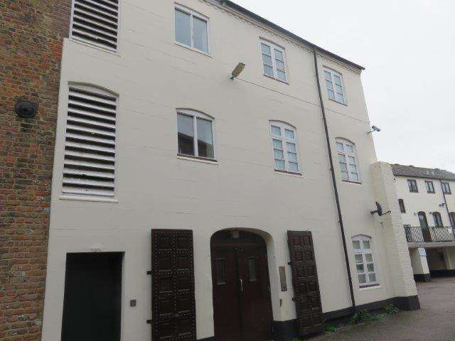 2 Bedrooms Flat for sale in Albion Granary, Wisbech, Cambs, PE13 1HY