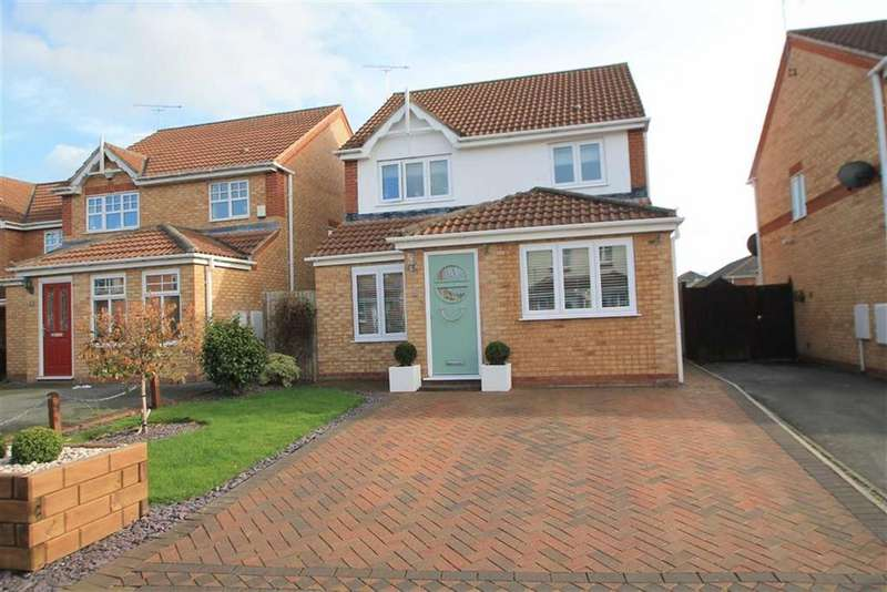 3 Bedrooms Detached House for sale in Fairmount Road, Wrexham, Wrexham