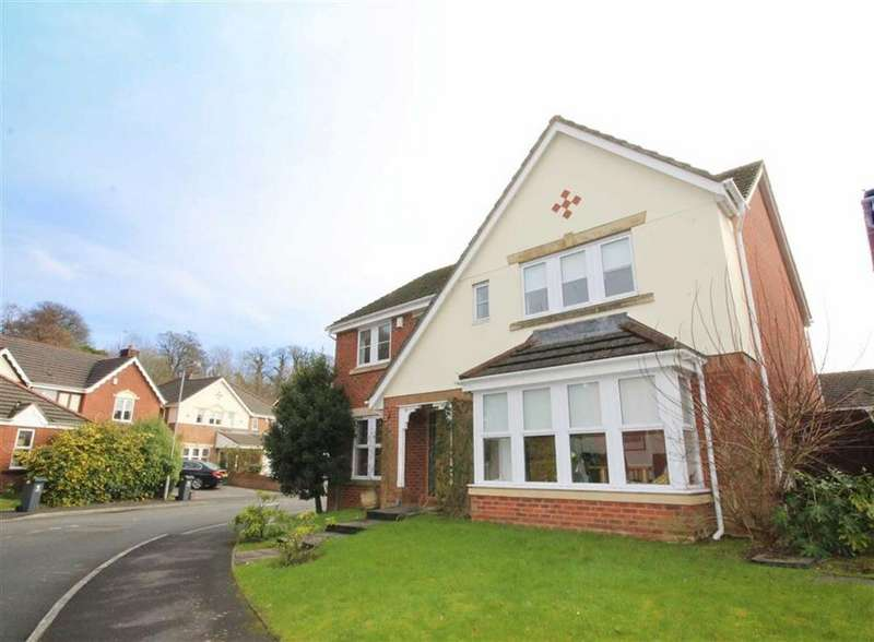 6 Bedrooms Detached House for sale in Ffordd Morgannwg, Whitchurch, Cardiff