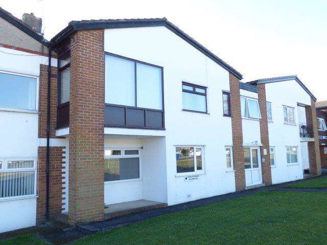 2 Bedrooms Flat for sale in Stanhope Court, Morecambe, Lancashire, LA3 3AF
