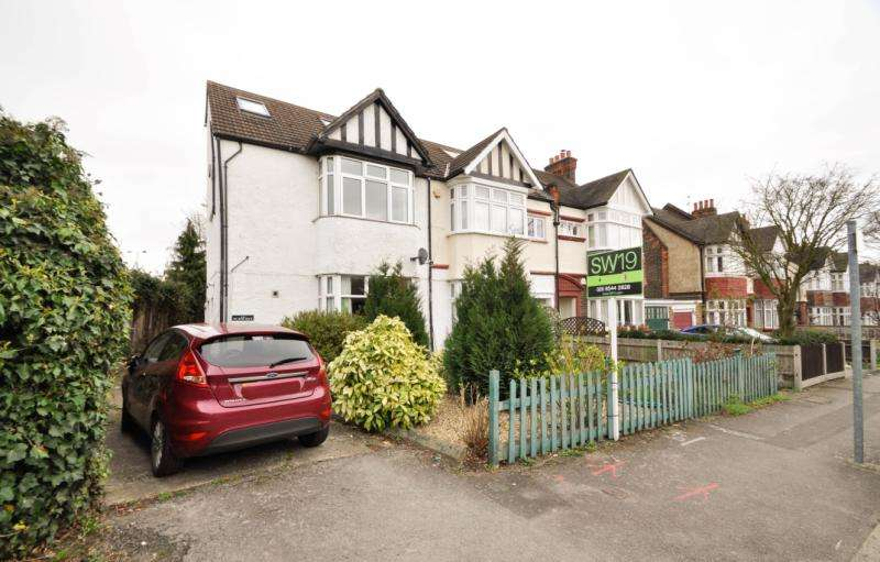 2 Bedrooms Flat for sale in Merton Hall Road, Wimbledon, SW19