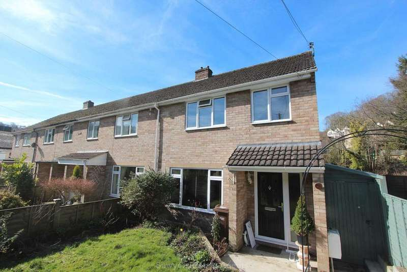 3 Bedrooms End Of Terrace House for sale in Lake View, Toadsmoor Road, Brimscombe