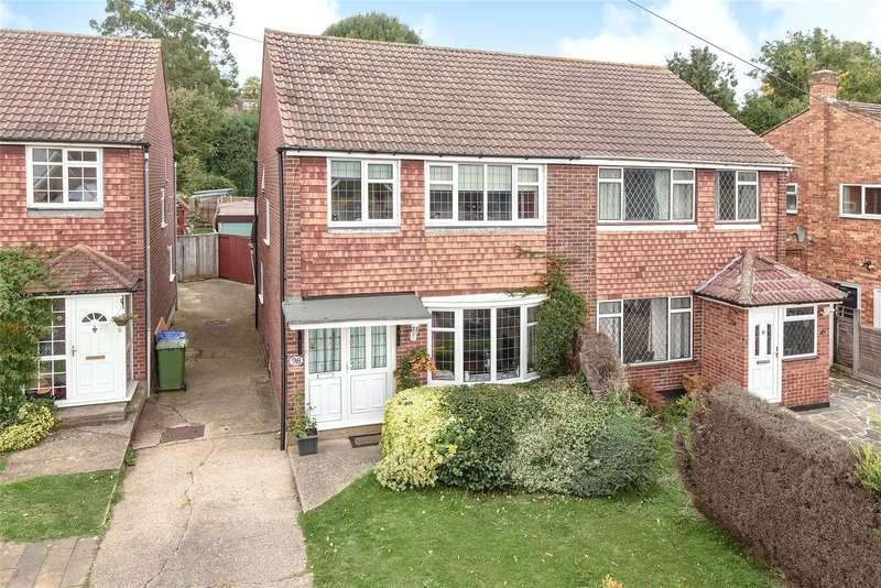 3 Bedrooms Semi Detached House for sale in Lower Road, Denham, Buckinghamshire, UB9