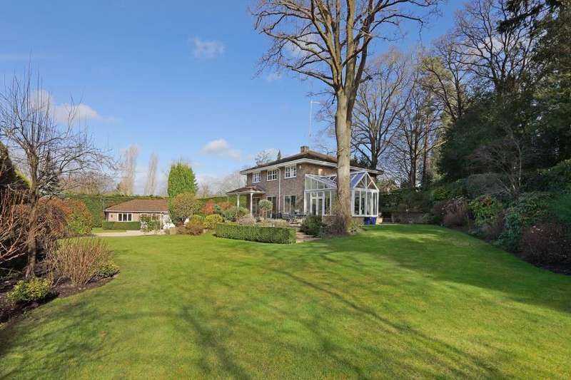 5 Bedrooms Detached House for sale in Sunningdale, Berks