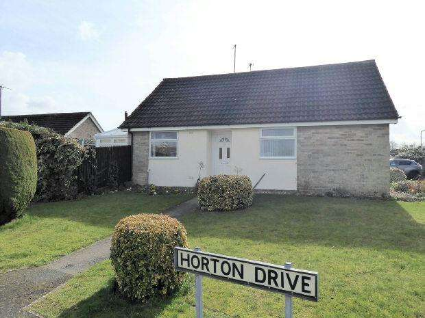 2 Bedrooms Semi Detached Bungalow for sale in Horton Drive, Middleton Cheney