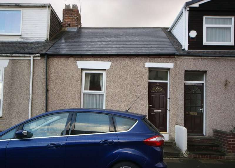 1 Bedroom Terraced Bungalow for sale in Wharncliffe Street, Sunderland