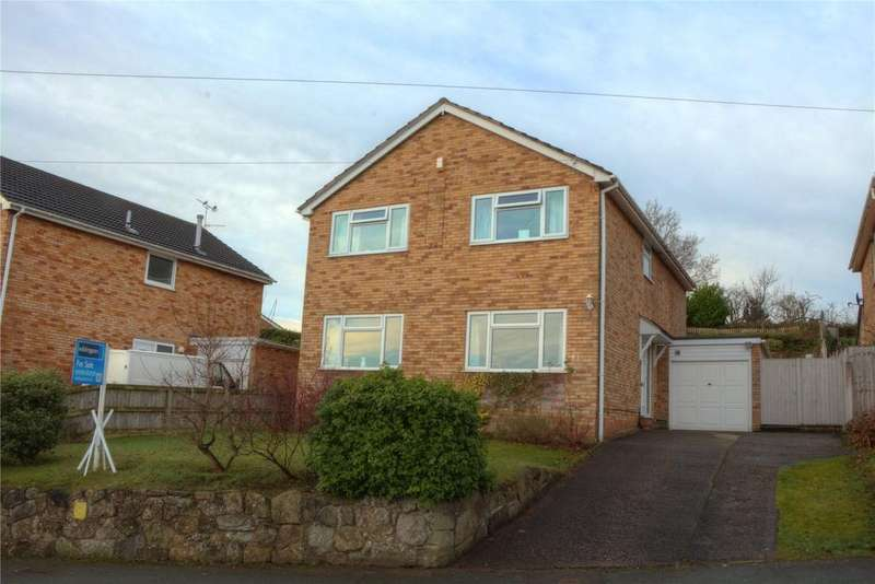 4 Bedrooms Detached House for sale in Huntsman's Corner, Borras, Wrexham, LL12