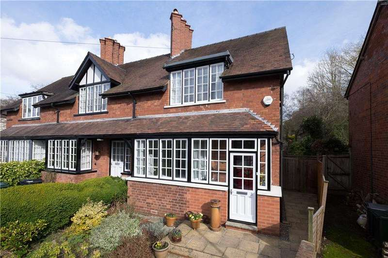 2 Bedrooms Semi Detached House for sale in Belle Vue Terrace, Ludlow, Shropshire, SY8