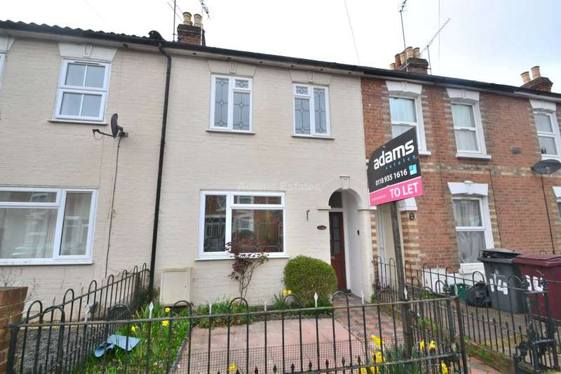 3 Bedrooms Terraced House for rent in Donnington Gardens, Reading