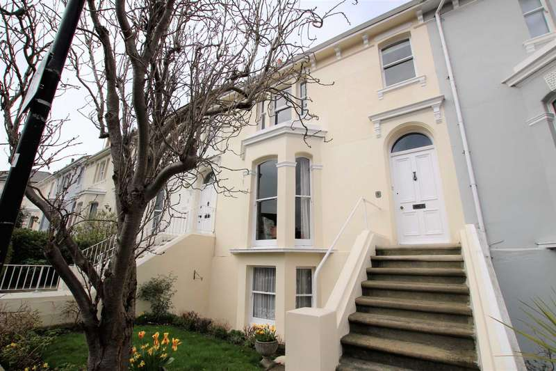 4 Bedrooms Terraced House for sale in West Terrace, Eastbourne, BN21 4QX