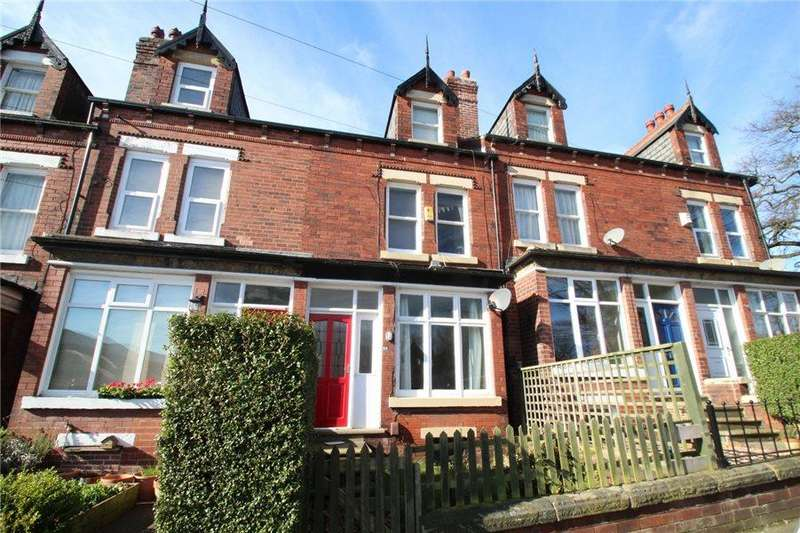 4 Bedrooms Terraced House for sale in METHLEY PLACE, CHAPEL ALLERTON, LS7 3NN