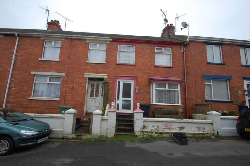 3 Bedrooms Terraced House for sale in Elmbank Gardens, Paignton