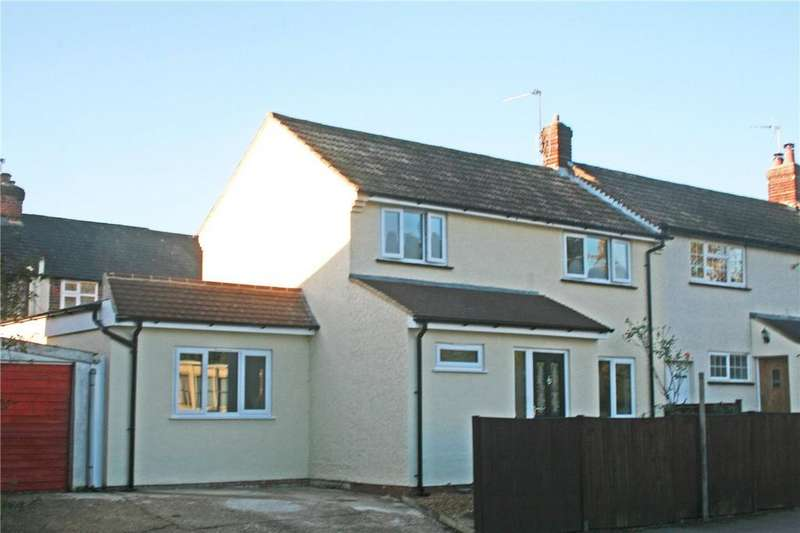 3 Bedrooms End Of Terrace House for sale in Lamb Lane, Redbourn, St. Albans, Hertfordshire