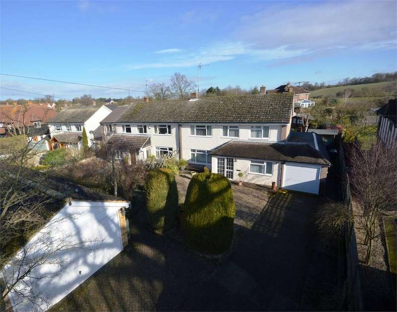 4 Bedrooms Semi Detached House for sale in 78 The Street, Manuden, Nr Bishops Stortford