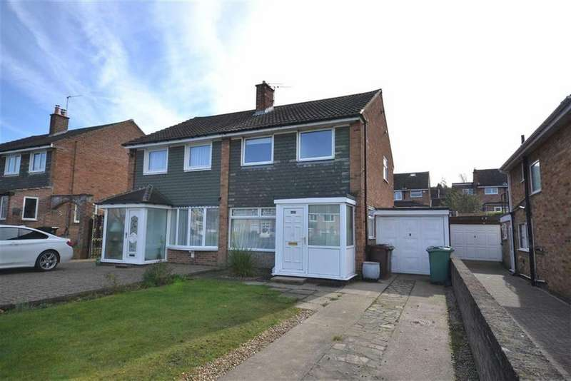 3 Bedrooms Semi Detached House for sale in Fairburn Drive, Garforth, Leeds, LS25