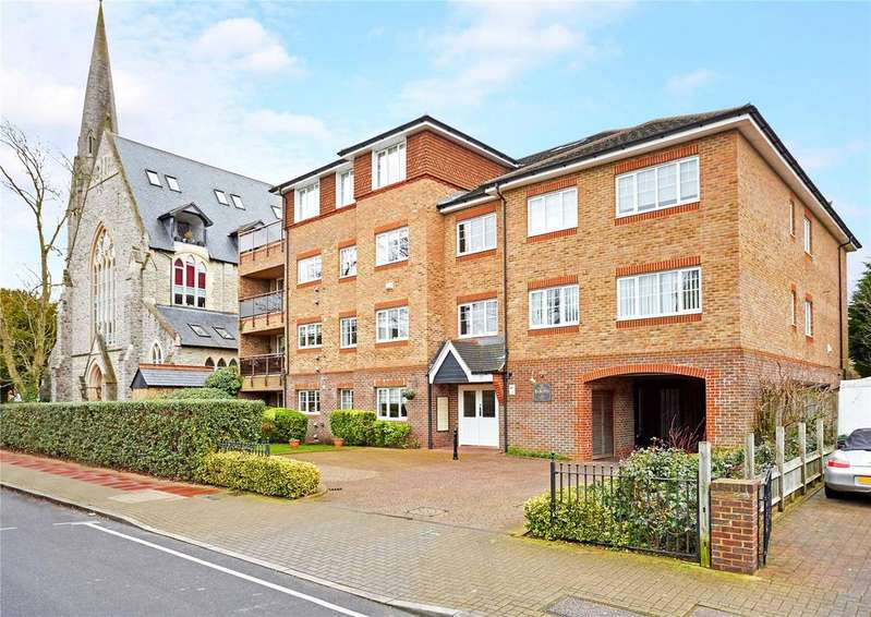 2 Bedrooms Flat for sale in Barons Court, 13 Crescent Road, Beckenham, Kent, BR3
