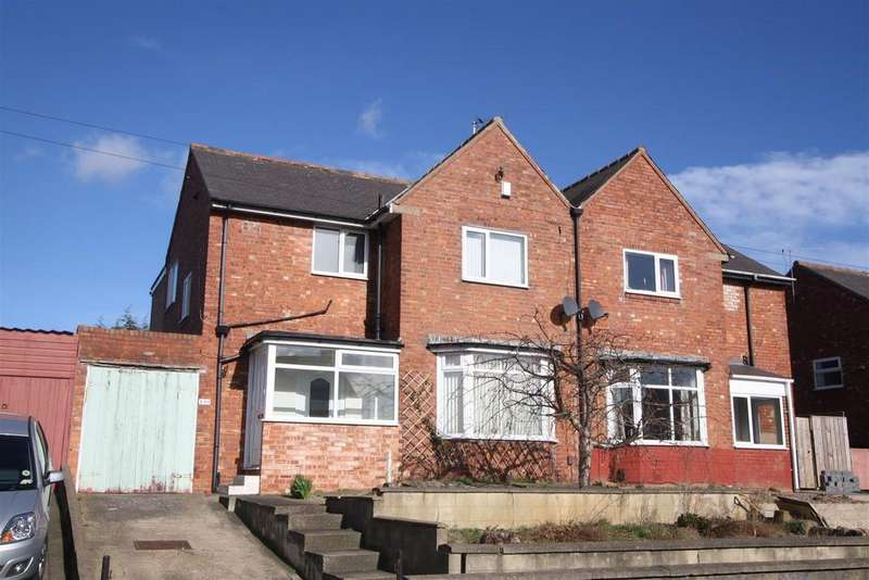 4 Bedrooms Semi Detached House for sale in Brinkburn Road, Darlington