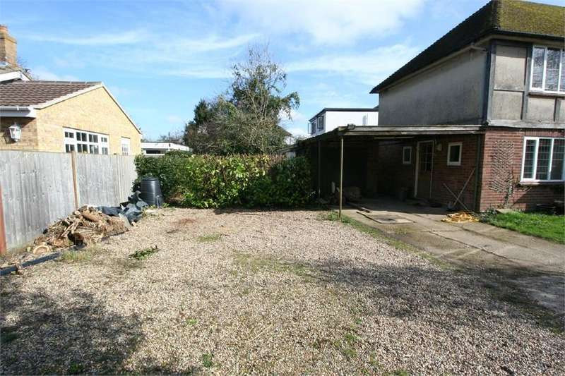 Land Commercial for sale in New Thorpe Avenue, THORPE-LE-SOKEN, Essex