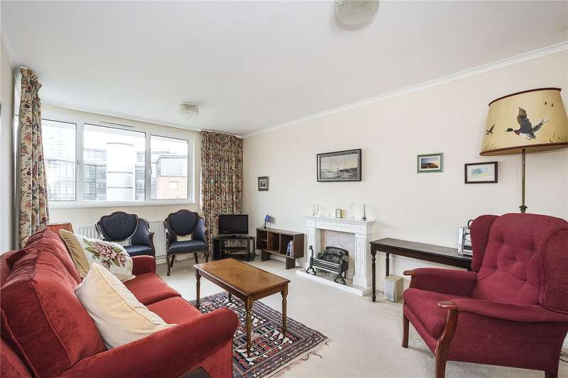 2 Bedrooms Flat for sale in Brunswick Court, Regency Street, London, SW1P