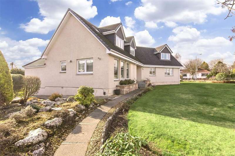 5 Bedrooms Detached House for sale in 53 Arisdale Crescent, Newton Mearns, Glasgow, G77