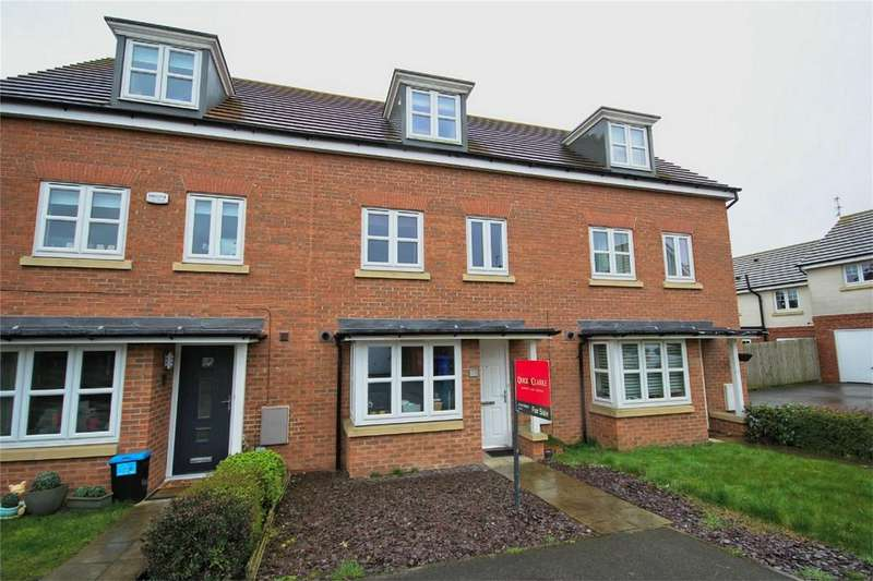 4 Bedrooms Town House for sale in Ruskin Way, Brough, East Riding of Yorkshire