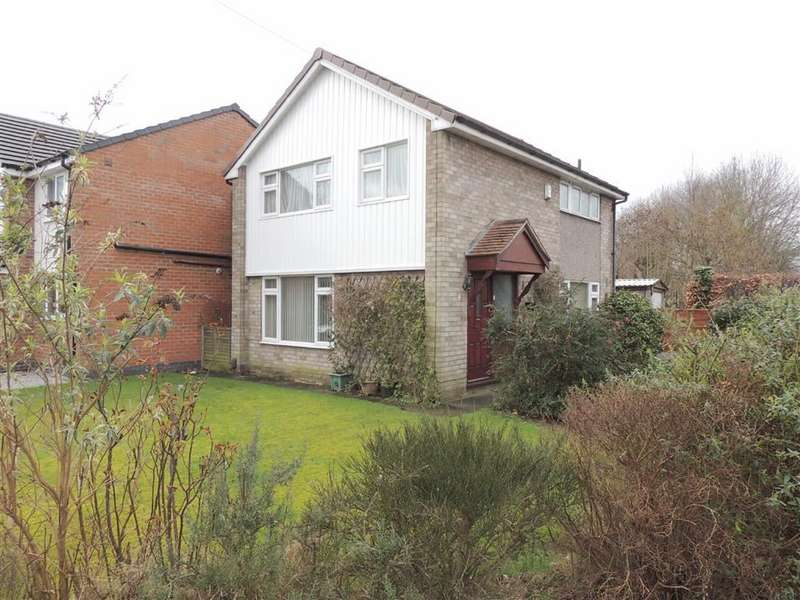 3 Bedrooms Detached House for sale in Lyndhurst Avenue, Hazel Grove, Stockport