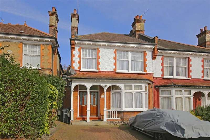 2 Bedrooms Property for sale in Fernleigh Road, Winchmore Hill, London