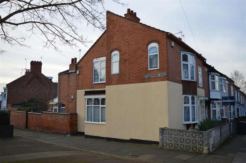 3 Bedrooms Terraced House for sale in Lorne Road, Clarendon Park