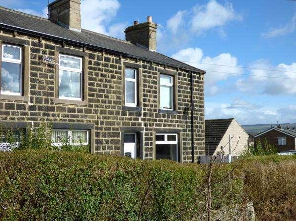 3 Bedrooms End Of Terrace House for sale in 11 Sandylands, Cross Hills BD20 7EB